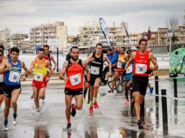 First three disqualified in Santa Pola Half Marathon