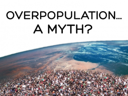 The myth of overpopulation