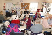 POP IN FOR A CUPPA AT AGE CONCERN