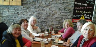 U3A bid farewell to President