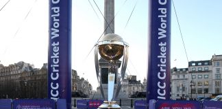 ICC World Cup 100 days to go