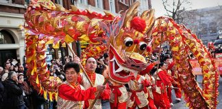 An Alicante paradise for the Chinese Dragon
