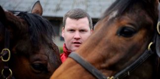 County Meath based trainer Gordon Elliott