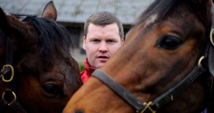 County Meath based trainer Gordon Elliott