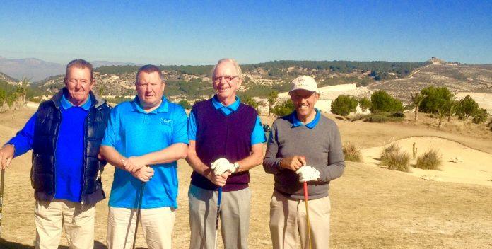 Los Nietos Golf Society at Vistabella