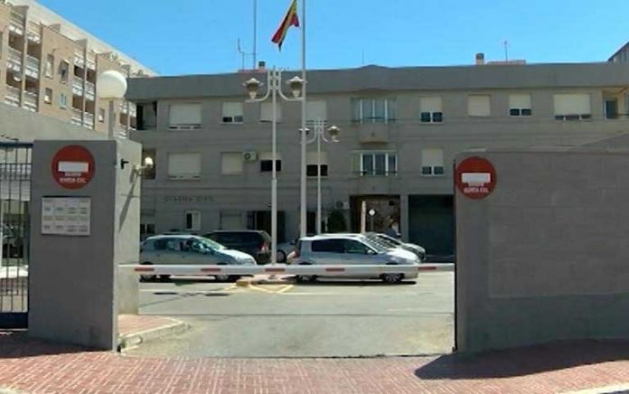 Guardia Officer charged with beating up a minor