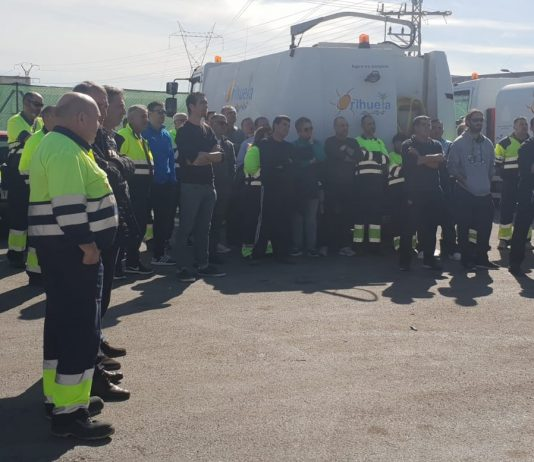 Orihuela given 20 days to avoid strike by Bin Men