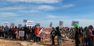 Compensation for Cala Mosca would cost as much as 100 million euro