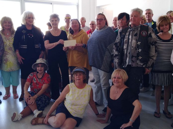 Donation toward cost of Community Care vehicle
