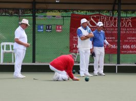 Greenlands and Emerald Isle to host the national bowls championship