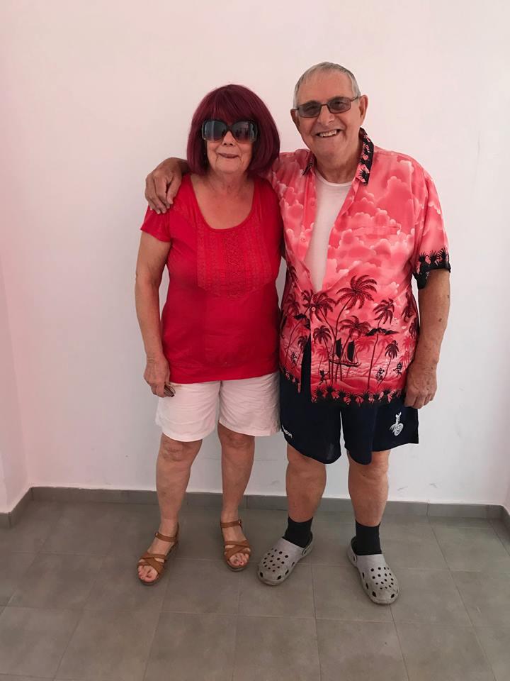 Jacqui and Mick