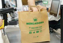 Mercadona to finally abandon plastic bags