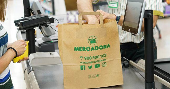 Mercadona to finally abandon plastic bags