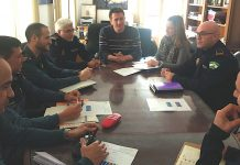 Mojácar Local Police host workshop with Government Director of  Gender Violence Unit
