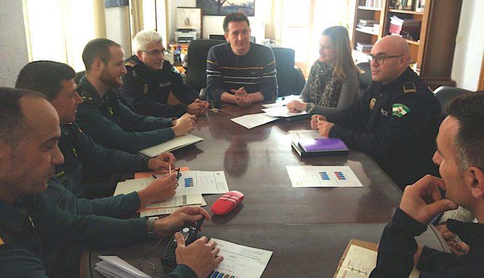 Mojácar Local Police host workshop with Government Director of Gender Violence Unit