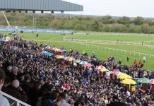 Racing will take place at Fairyhouse on Wednesday and will be open to British runrers