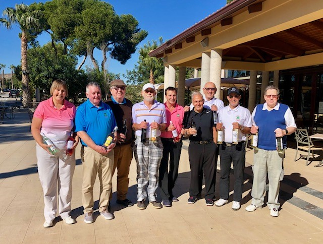 Picture from L to R: Helen Beddows, Barry Walthall, Benny Jorgensen, Brian Edwards, Alistair Douglas, Allen Robinson, David Swann, John Wilby, Rod Loveday.