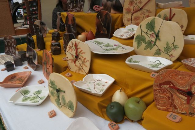 Craft fairs in Pedreguer and Jávea