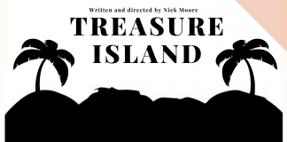 Treasure Island the musical