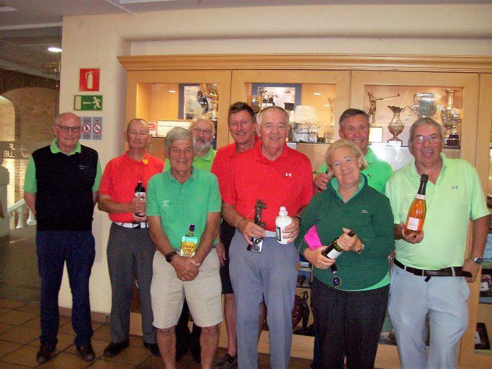 Montgo's St David's Day Trophy