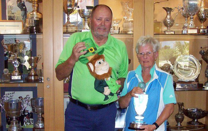 Montgo GS St Patrick´s Day Trophy