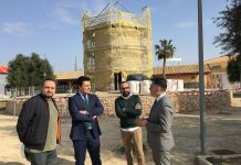 Culture to spend 80,000 euros restoring El Maestre windmill