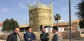 Culture to spend 80,000 euros restoring El Maestre windmill