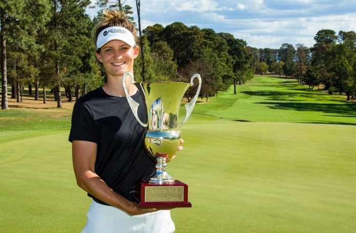 Anne Van Dam Powers to fourth Ladies European Tour Title