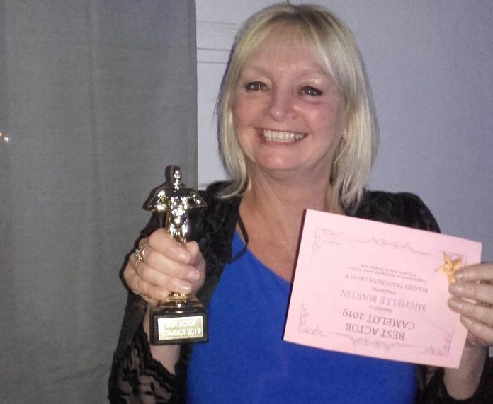Awards Michelle 2019