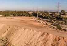 Renewed concern over burning waste tip in Campoamor