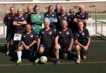 Rojales Walking Football