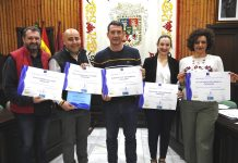 SECRETARY OF STATE FOR TOURISM AWARDS FIVE BEACHES  IN MOJÁCAR
