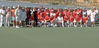Mojácar Bowls Club wins their 5th Anniversary Tournament