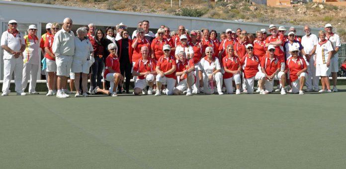 Mojácar Bowls Club wins their 5th Anniversary Tournament