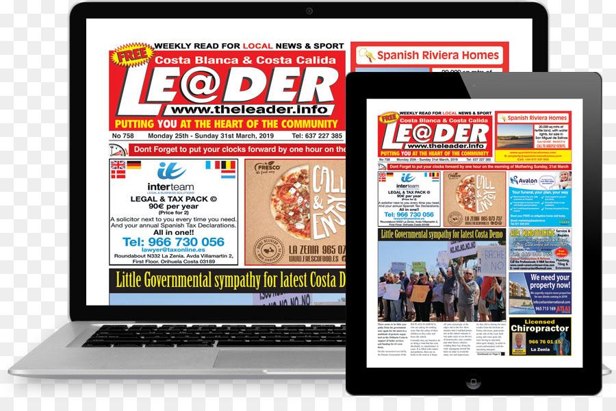 The Virtual Leader Newspaper Edition 758
