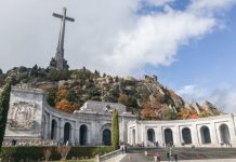Franco to be moved from Valley of the Fallen