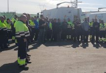 Orihuela binmen call strike for beginning of April
