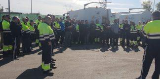 Orihuela binmen call strike for beginning of April