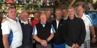The Med Bar Golf Society.