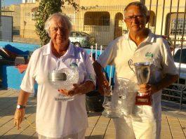 La Marina Bowls Club with Chris Bould