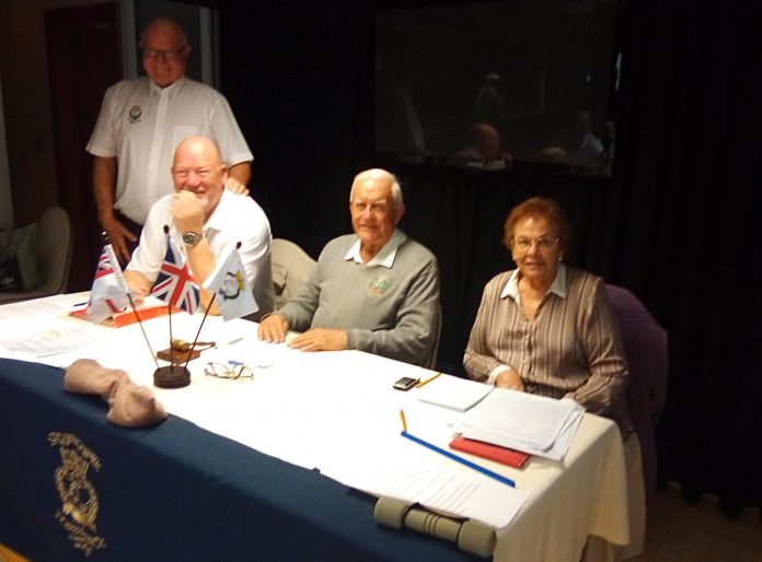 The Royal Naval Association, Torrevieja is on the move!