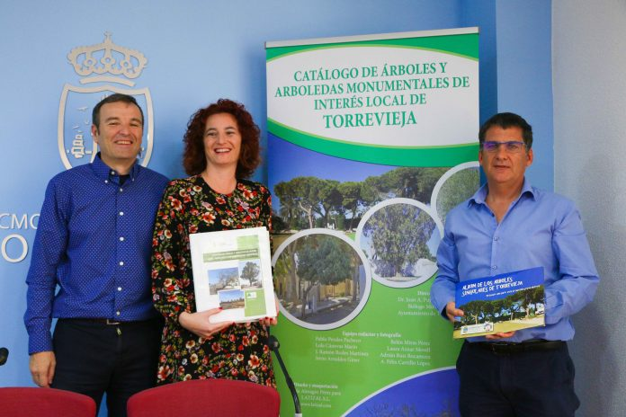 Torrevieja protects more than 100 unique trees