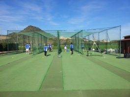 LaMangaTorre CC  intense training ahead of T20 tournament