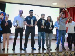 Baja Almanzora Rally Closes with Awards Ceremony In Mojácar
