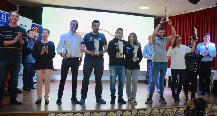 Baja Almanzora Rally Closes with Awards Ceremony In Mojácar