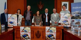 Spanish Championship's 14th Baja Almanzora rally has official presentation in Mojácar