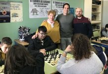Mojácar hosts 2nd schools' 'Intercentre' Chess tournament