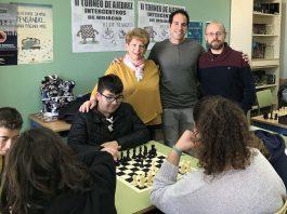Mojácar hosts 2nd schools' 'Intercentre' Chess tournament