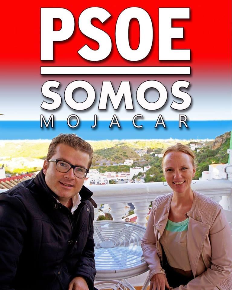 PSOE and SOMOS MOJACAR