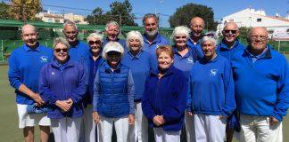"""Members of the SAN LUIS """"OSPREYS"""" team:"""